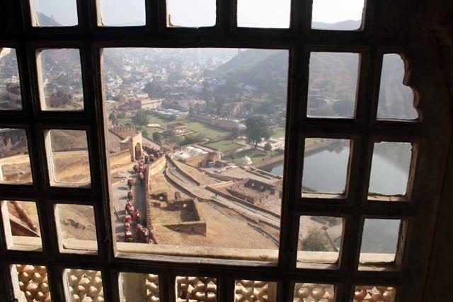 jaipur-amber palace, trolley-tourist.de