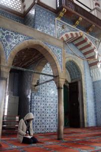 Istanbul-ruestem-kacheln, Istanbul-ruestem-pasa-moschee, Trolley-tourist.de