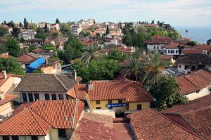antalya-altstadt, Sehenswürdigkeiten Antalya, Trolley-Tourist.de