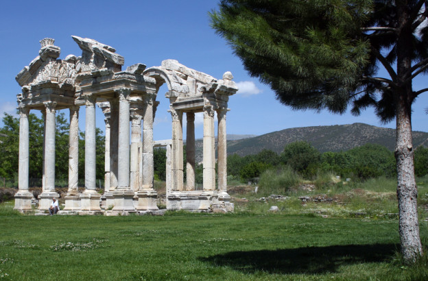 aphrodisias, Trolley-Tourist