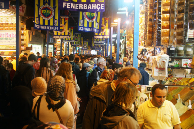 istanbul-gewuerzbasar, Trolley-Tourist.de