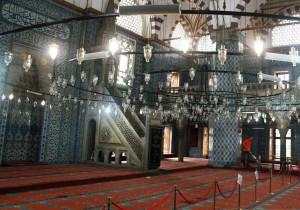 istanbul-ruestem-pasa-moschee, Trolley-Tourist.de