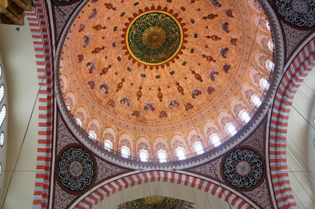 istanbul-sueleyman.moschee, Trolley-Tourist.de