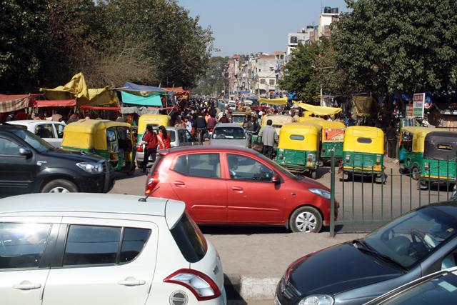 indien-strassenverkehr-tuk, www.trolley-tourist.de