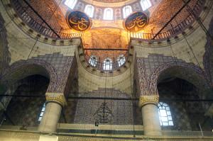 istanbul-neue-moschee-innen, Trolley-Tourist.de