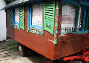 roma-wohnwagen, dorfmuseum-moenchhof, www.trolley-tourist.de