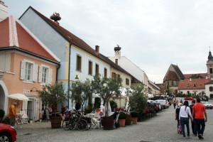 rust-marktplatz, rust-neusiedler-see, www.trolley-tourist.de