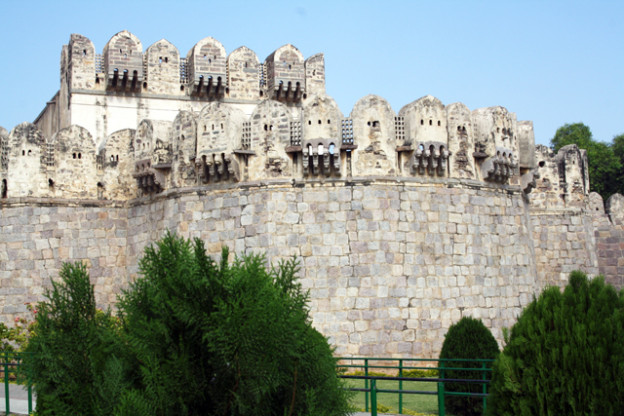 hyderabad-golconda-fort, www.trolley-tourist.de