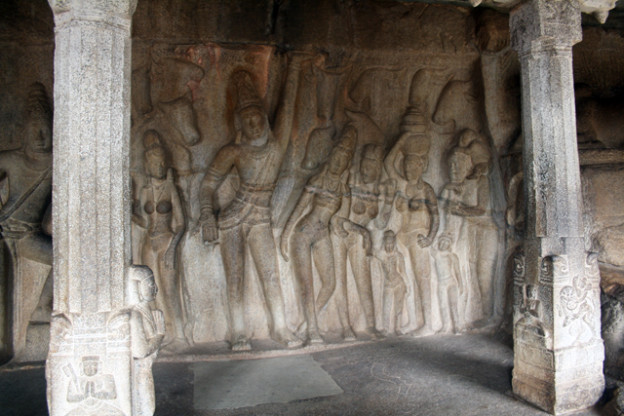 mamallapuram, www.trolley-tourist.de
