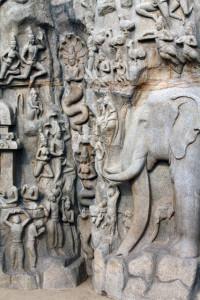 mamallapuram-ganga, www.trolley-tourist.de