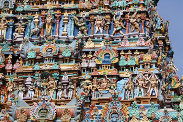 minakshi-tempel-madurai-trolley-tourist