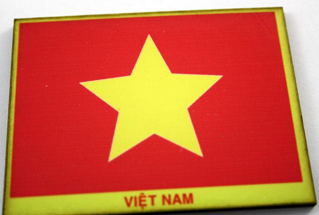 vietnam-fahne-saigon-palast-der-wiedervereinigung-trolley-tourist