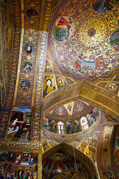 isfahan-vank-kirche-trolley-tourist