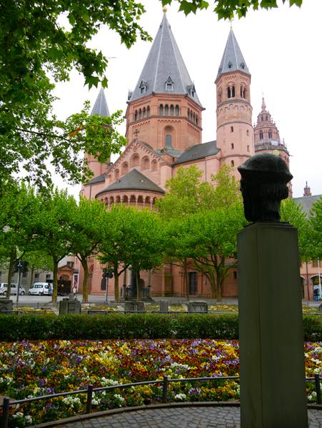 Das Gutenberg-Museum in Mainz