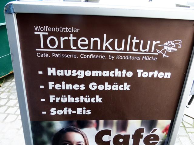 Tortenkultur in Wolfenbüttel