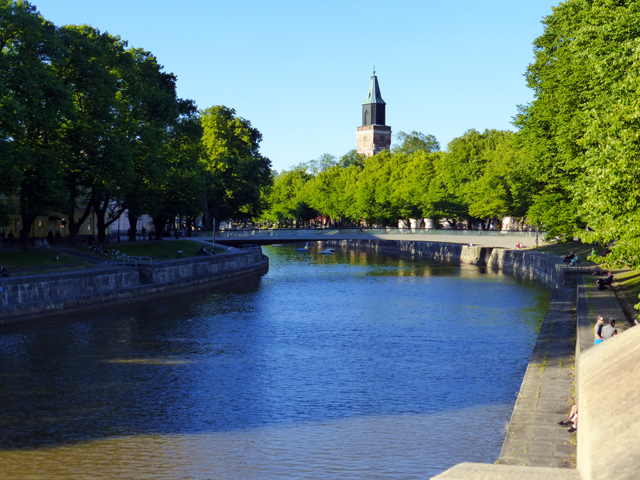 Turku in Finnland