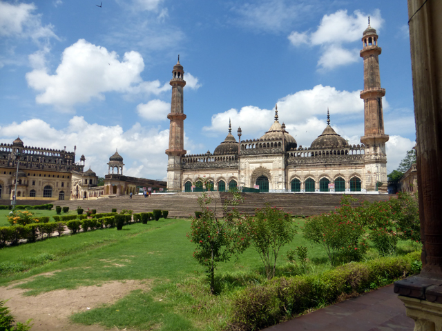 Lucknow in Indien