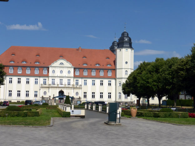 Schloss-Fleesensee