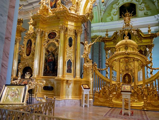 Festung in Sankt Petersburg