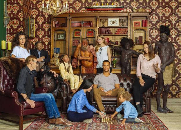 Dauerausstellung_NTM_Familie©Neanderthal_Museum - komp