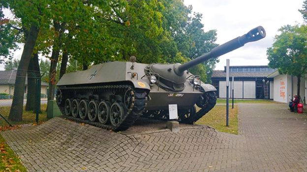 Das Deutsche Panzermuseum